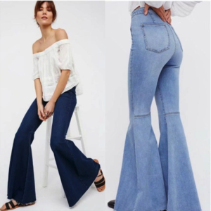 Bell Flare Jeans