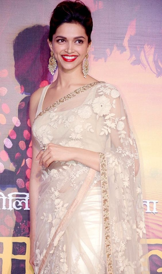 Cute Smile Of Deepika Padukone
