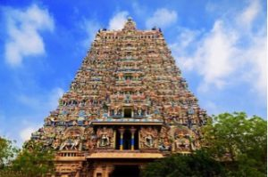 meenakshi temple information tourist spot of india