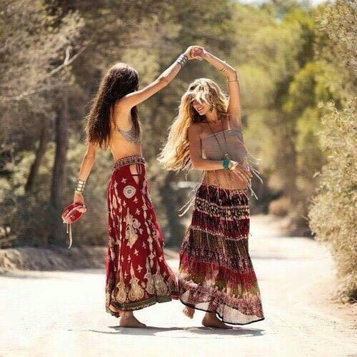 Gypsy Festival Clothing