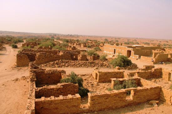 Ghost Village Of Kuldhara Mysterious Place To Visit In India