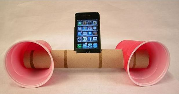 DIY Mobile Holder